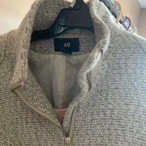 H&M winter jacket .
